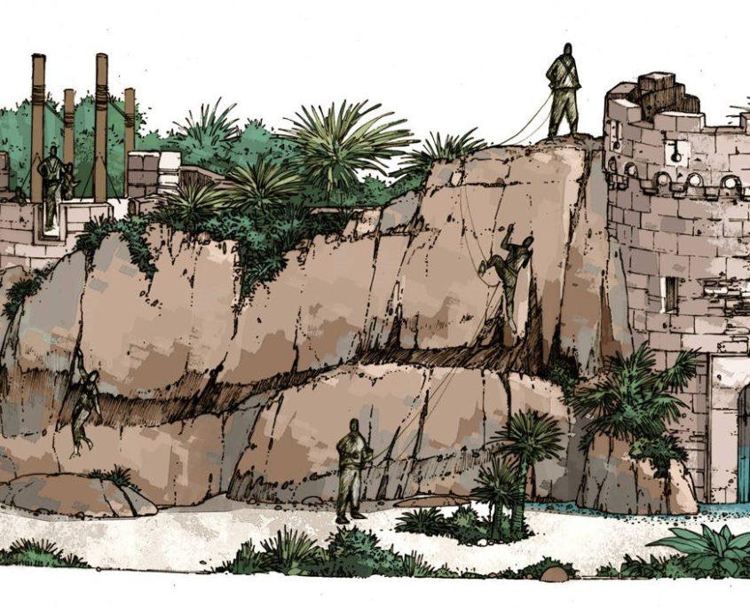 dierentuin architectuur