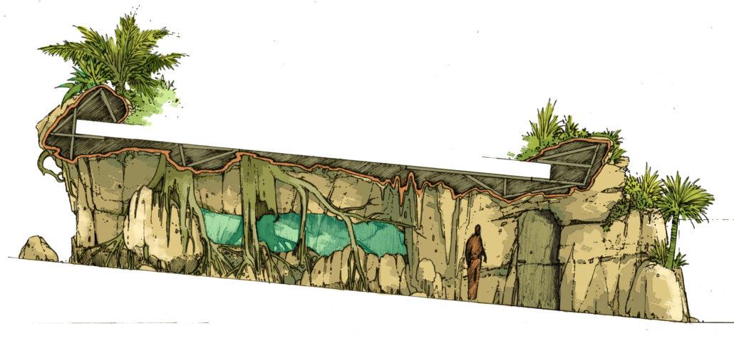 Zoo Architecture Design
